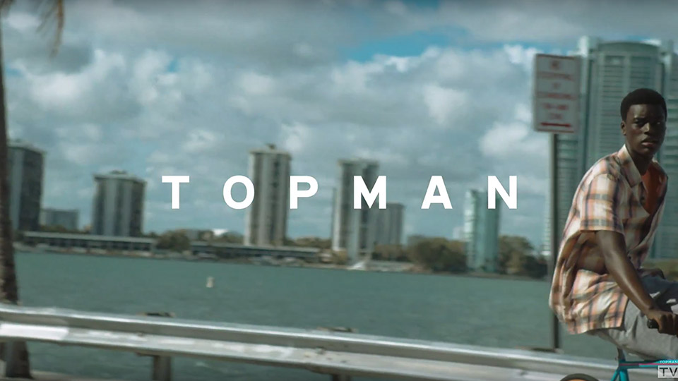 Topman High Summer Campaign FILM